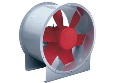 表面处理还能区别玻璃钢离心通风机与玻璃钢轴流风机
